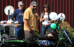 Harley Davidson Raffle 2012