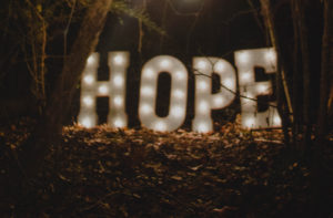 Image of the word Hope