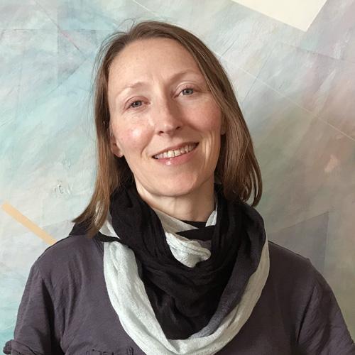 Turning Point Center Yoga Instructor Jenn