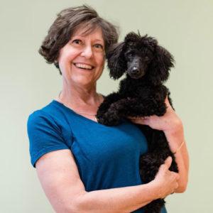 Krista Marzewski, Development Coordinator at Turning Point Center