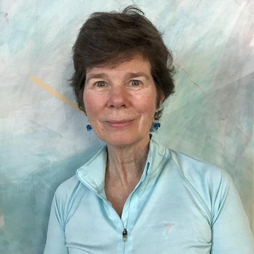Turning Point Center Yoga Instructor Meg
