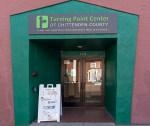 Turning Point Center entrance