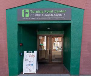 Turning Point Center entrance