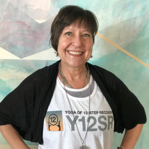 Krista, Yoga Instructor at Turning Point Center