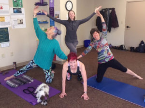 Yoga at Turning Point Center