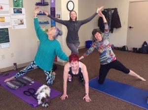Yoga at Turning Point Center