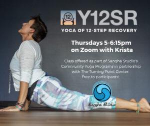 Y12SR Yoga