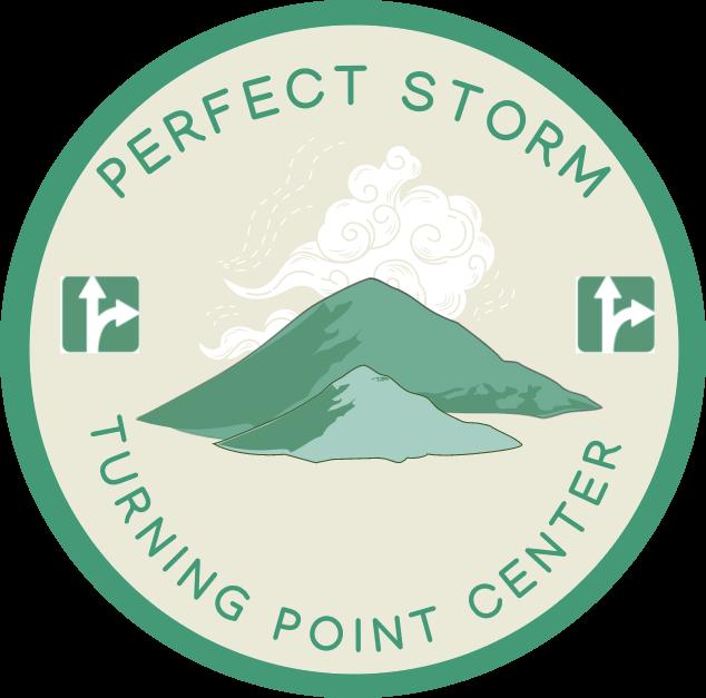 Perfect Storm Fundraising logo
